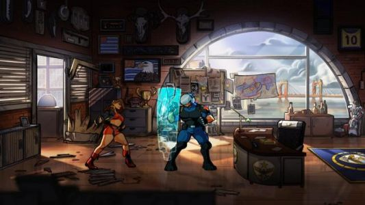 Streets of Rage 4 Tops 1.5 Million Downloads, Update Out Now