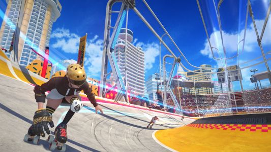 Ubisoft's Roller Champions isn't quite fun and I'm not sure why
