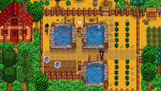 Stardew Valley's 1.5 update will bring us back for more