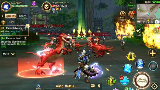 15 best and biggest MMORPGs for Android