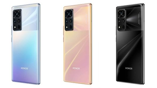 HONOR View40 Is The Company's First Flagship Following Huawei Departure
