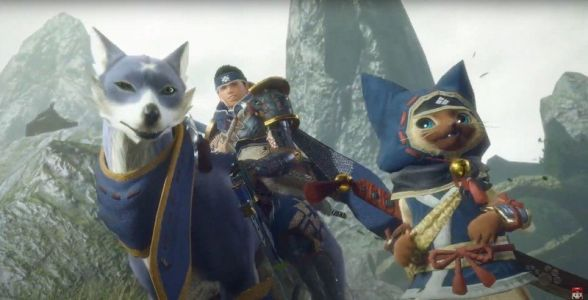 How to preorder Monster Hunter Rise and the three amiibo