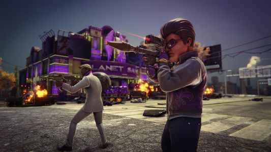 Saints Row: The Third Remastered is Coming to Steam on May 22