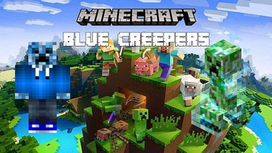 Minecraft Blue Creepers Guide: How to Find Them and Make Them