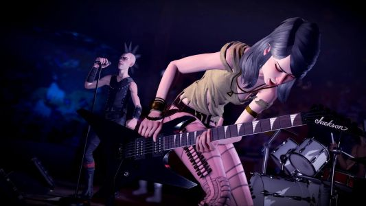 Rock Band 4 is completely compatible with PS5 and Xbox Series X