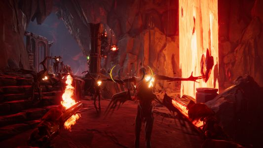 Metal: Hellsinger Gameplay Music Video is Appropriately Metal