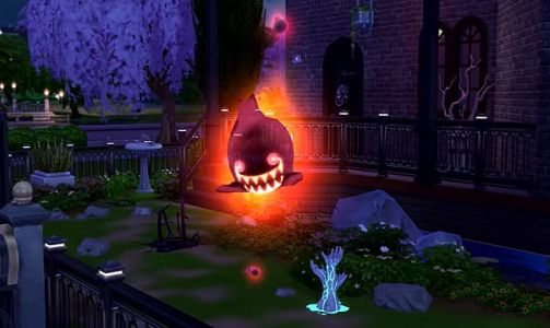 Get Spooked with The Sims 4 Paranormal Stuff Pack