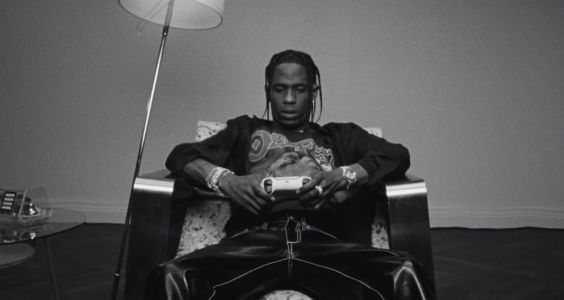 PlayStation Kicks Off Travis Scott Partnership With New PS5 Ad