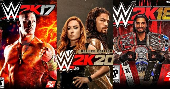 The 10 Worst Wrestling Games Of The Decade