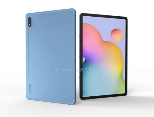 Samsung Galaxy Tab S7+ Specs Leaked, To Come With Snapdragon 865+