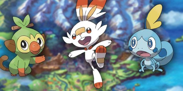 Pokemon Sword and Shield Latest Announcement Confirms Starter Evolution Leaks