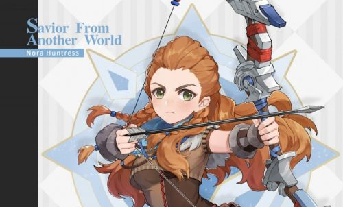 Horizon Forbidden West's Aloy Joins Genshin Impact For A Limited Time Only