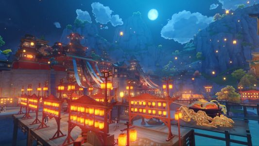 Genshin Impact 1.3 releases February 3, celebrate with the Lantern Rite festival