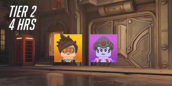 Overwatch Lego Event Lets Players Unlock Brick Bastion Skin and More