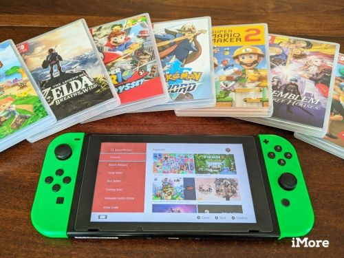 Nintendo Switch system update 11.0.0 finally helps you transfer screenshots easier