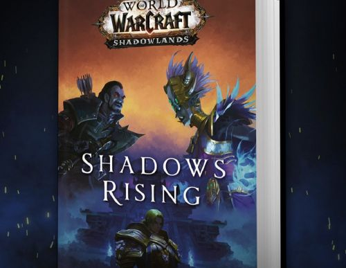The lead-in novel to the next World of Warcraft expansion is out