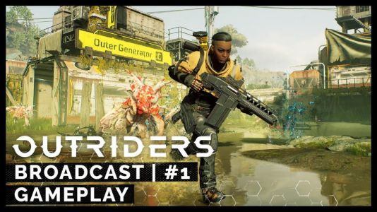New Outriders Gameplay Released
