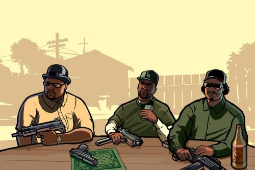 Rockstar rolls out its new PC launcher, gives away San Andreas to anyone who installs it