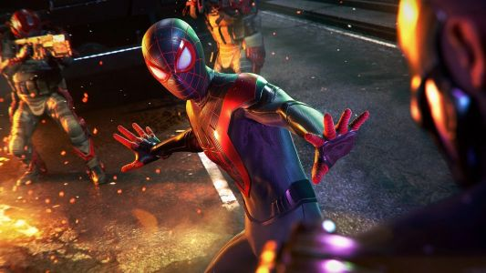 Marvel's Spider-Man: Miles Morales and Demon's Souls PS5 File Sizes Revealed