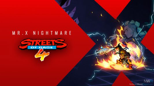 Streets Of Rage 4 Receiving Major Update Later This Year