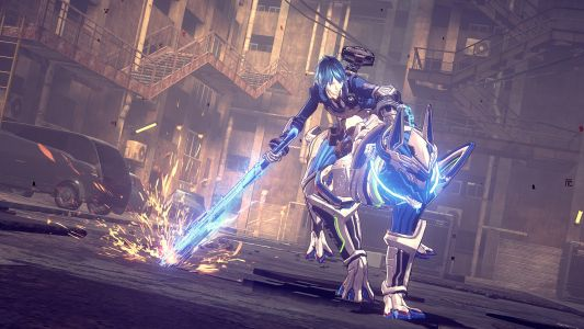 Astral Chain Was Originally Envisioned As A Fantasy Title