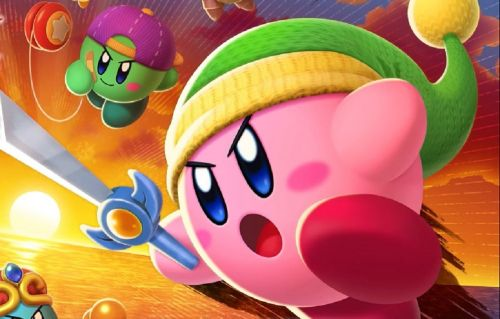 Kirby is up for a ruck in Nintendo Switch Kirby Fighters 2 demo