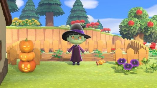 Animal Crossing: New Horizons Halloween costumes - How to unlock body paint and eye colors