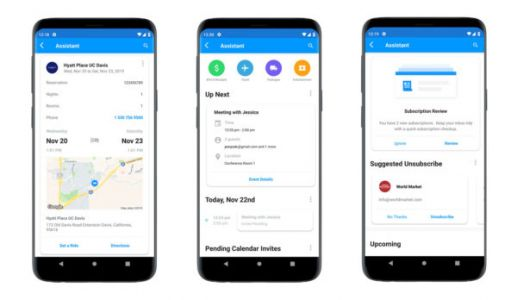 Edison Mail App Gets The 'Assistant' Feature On Android & iOS