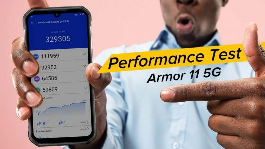 Ulefone Armor 11 5G Performance Showed Off By The Company