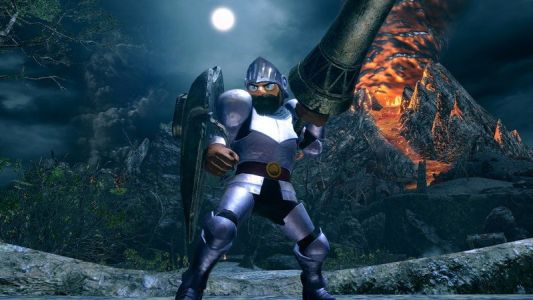 New hairstyles and a Ghosts 'n Goblins collaboration make their way to Monster Hunter Rise