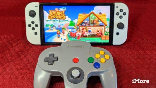 Nintendo recap: Finally, N64 games and a big Animal Crossing update come to Switch this month