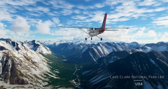Microsoft Flight Simulator Rated for Xbox One