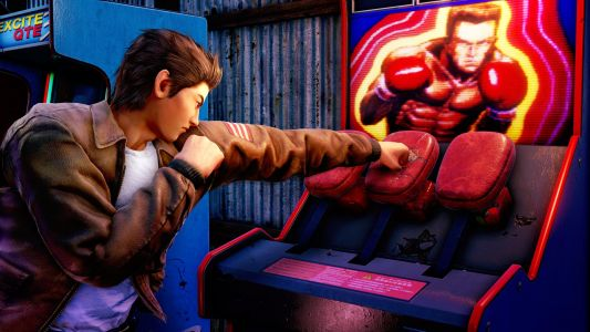 Shenmue 3 Trailer Includes Food, Games and Arena Fights