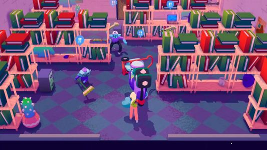 Far-Future Office Roguelike Going Under Comes to PS4 This September