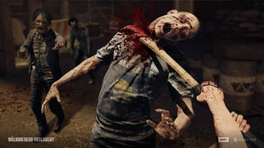 The Walking Dead Onslaught Review - Shambling Corpse