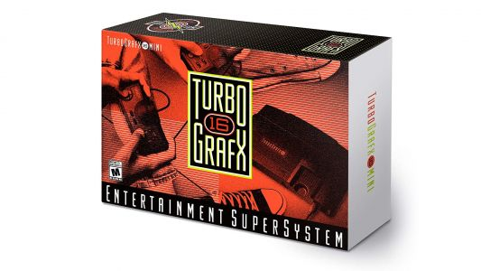 The TurboGrafx-16 Mini is shipping next week in the US