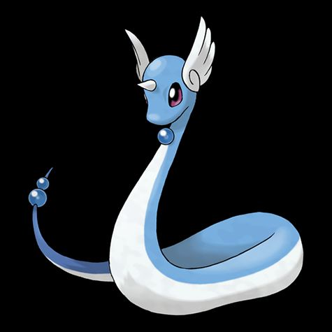 Pokémon 148 Dragonair