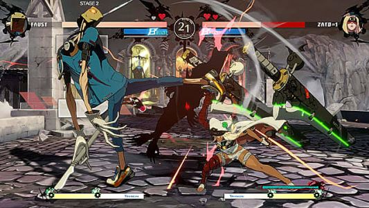 Guilty Gear Strive Review: Striving for Unadulterated Fighting Bliss