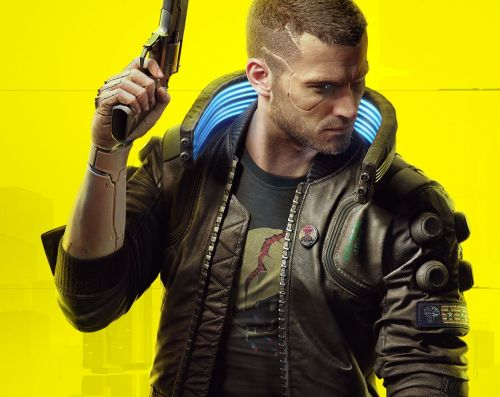 Cyberpunk 2077 won't let you manually fly, but you can swim