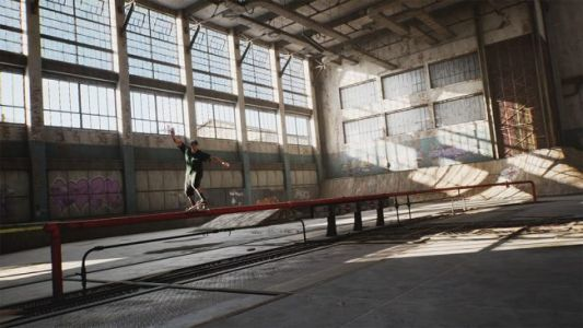 Tony Hawk's Pro Skater 1 and 2 Warehouse Demo Hands-On Preview - Superman Returns