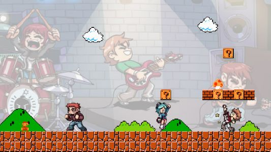 Scott Pilgrim Vs. The World: The Game Complete Edition Out Now
