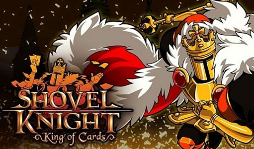 Yacht Club Games Shovels Up King of Cards and Shovel Knight Showdown Release Dates
