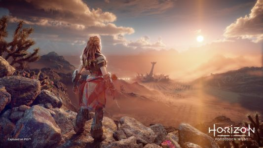 """Sony """"Feeling Pretty Good"""" About Horizon Forbidden West Launching in 2021"""
