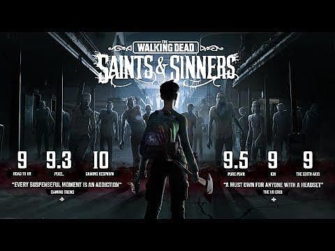 The Walking Dead: Saints & Sinners Now Available on PSVR