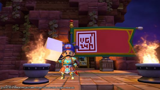 Dragon Quest Builders 2 channels Dark Cloud as much as Minecraft and it's brilliant