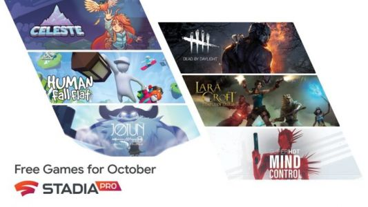 Stadia Pro adds Dead By Daylight, Human: Fall Flat, and four more titles you can grab right now