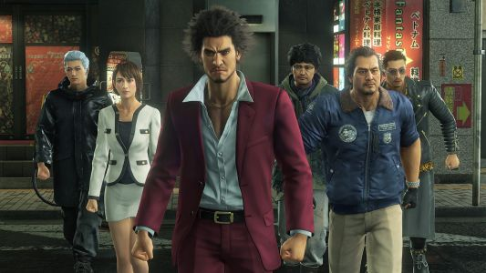 Yakuza: Like a Dragon is Out Now on PS5