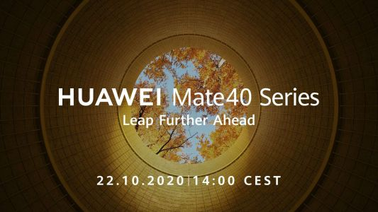 Watch The Arrival Of The Huawei Mate 40 Flagship Series: Video