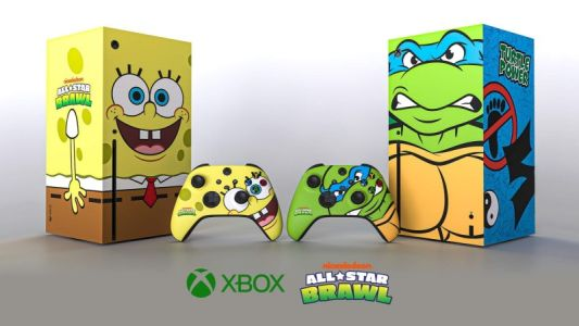 Xbox Giving Out Custom Nickelodeon-Themed Series X Consoles, Giveaway Starts Now