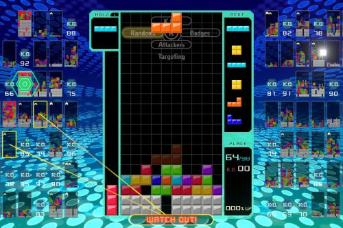 PSA: You can unlock a free Tetris 99 Game Boy theme this weekend